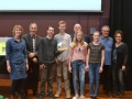 Meppel 31 mrt 2017: Leerlingen vinden oplossing voor schoolplein De Plataan
