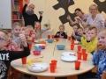 Meppel 10 febr. 2017: Kinderen De Vlindertuin naar Valentijnfeest