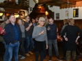 Meppel 26 febr. 2017: Onversneden blues in muziekcafe La Porte